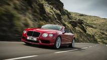 Bentley Continental GT V8 S Convertible 03.09.2013