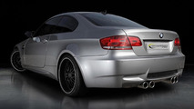 BMW M3 E92 by Emotion Wheels