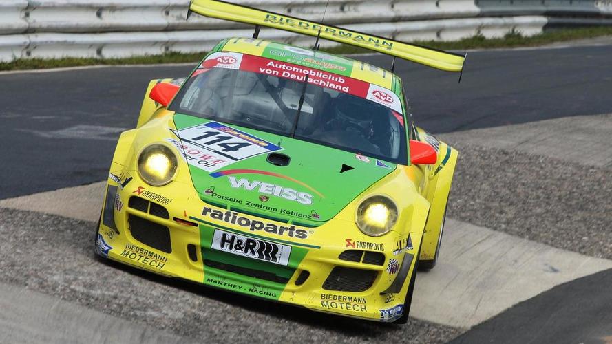 33 Porsche 911 Race Cars to Enter Nurburgring 24hrs