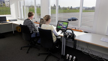 """""""Automated Driving"""" at Mercedes-Benz - From the control station the test engineers have direct access to the vehicles at all times."""