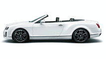 Bentley Continental Supersports Convertible Revealed