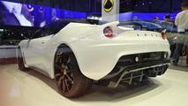 Lotus Evora Mansory Bespoke Concept debuts in Geneva