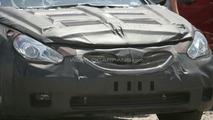 2011 Hyundai Sonata hybrid first spy photos