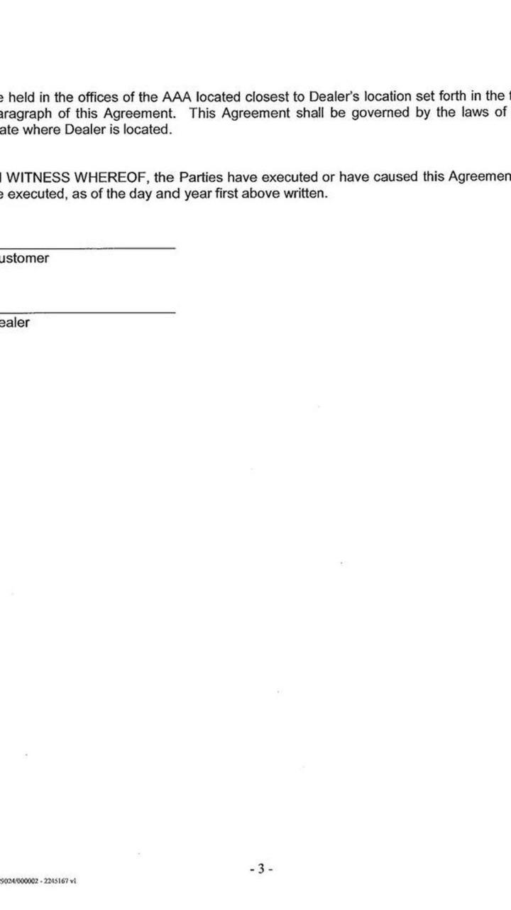 Lexus LFA lease purchase letter, 800, 06.08.2010