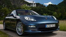 Porsche Panamera Available for Rent from Avis Germany