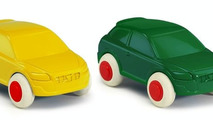 Volvo cars by Viking Toys