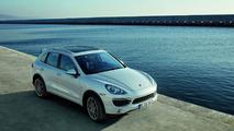 Porsche Again Denies Baby Cayenne SUV Development