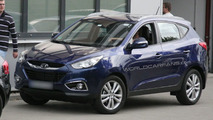 Hyundai ix35 Unofficially Revealed