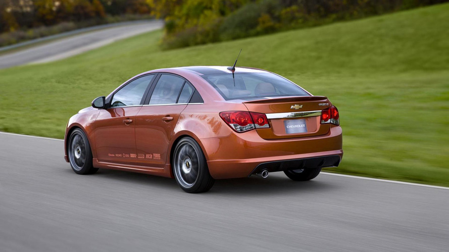 Chevrolet Cruze Coupe under development - report