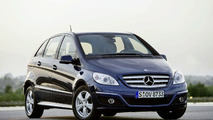 Mercedes B-Class Facelift