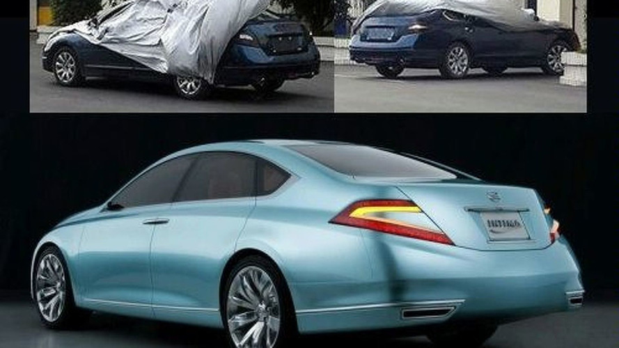 Nissan Intima Production and Auto Show Ready?