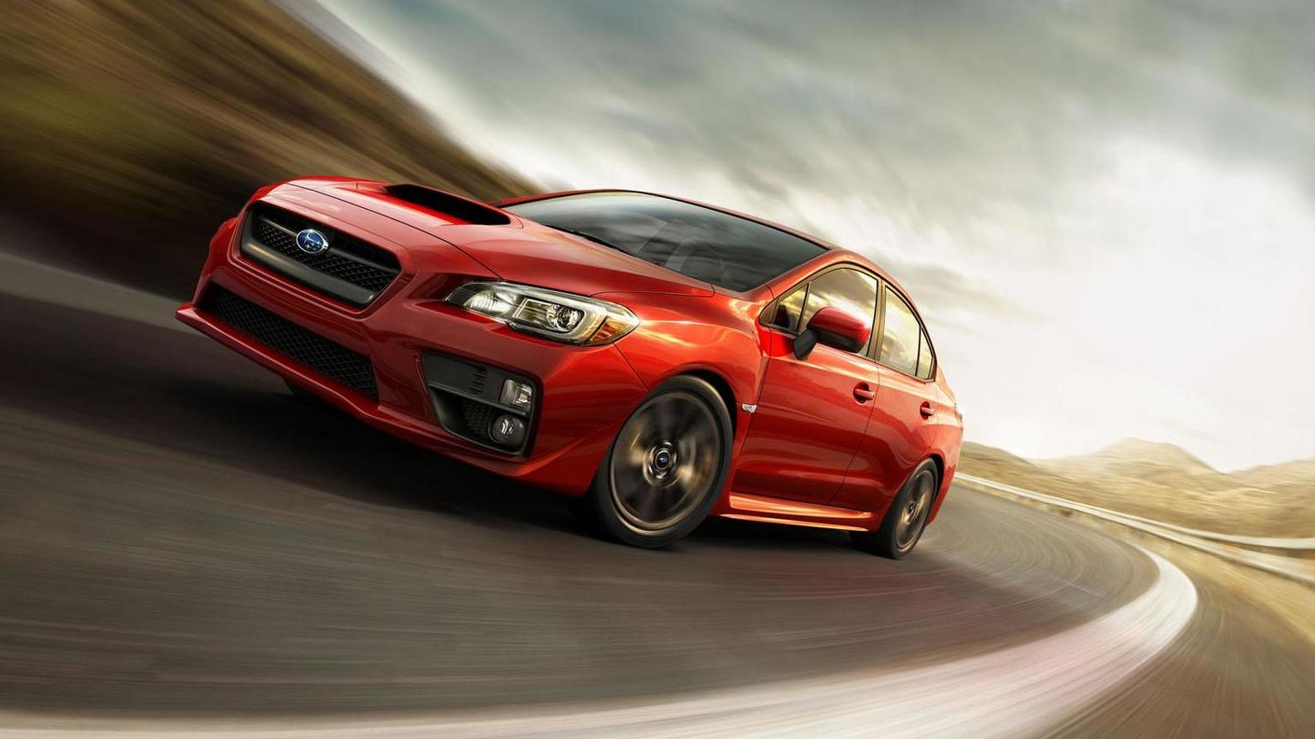 2015 Subaru WRX shows its rallying credentials in new promo clip