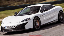 McLaren P13 to be named the 500S - report