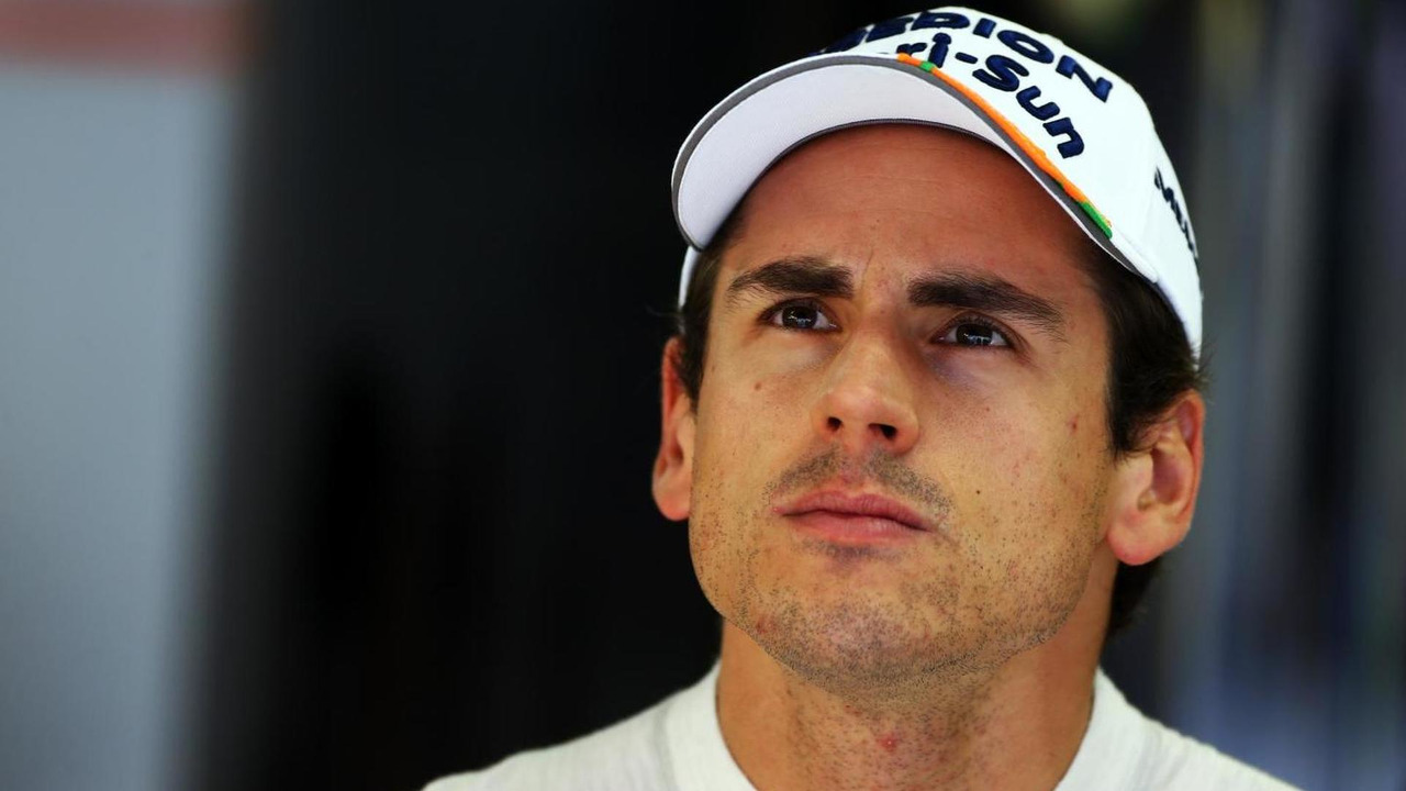Adrian Sutil 22.11.2013 Brazilian Grand Prix
