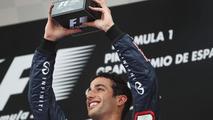 Ricciardo to win Bandini trophy
