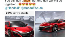 Fernando Alonso tweet screenshot