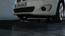 BMW inductive charging system