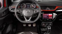 Opel showcases the Corsa OPC Line