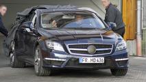 2014 Mercedes CLS 63 AMG Shooting Brake spy photo