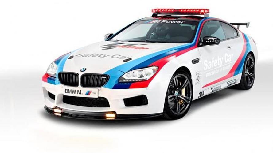 BMW M6 MotoGP Safety Car announced