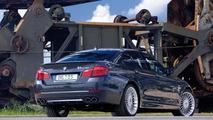 BMW Alpina D5 BiTurbo 14.09.2011