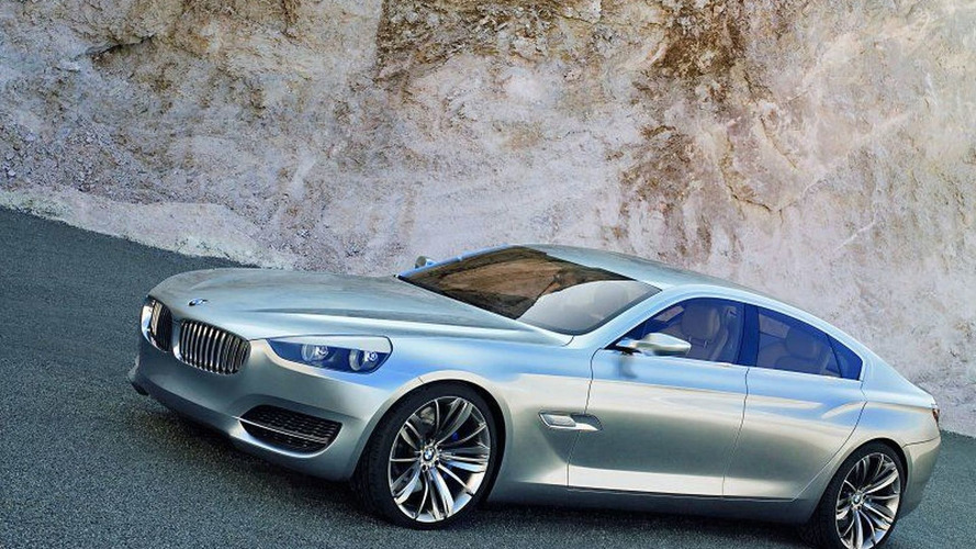 BMW CS Concept Production Car Back on theTable?