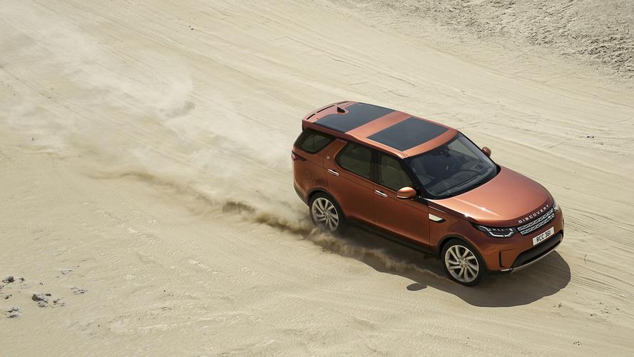 Jaguar Land Rover sales surge as Mercedes, Lexus, and BMW decline