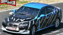 Lexus IS Facelift Caught at Nurburgring?