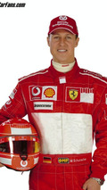 Michael Schumacher to Retire at end of 2006