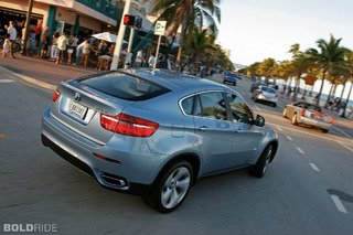 BMW X6 ActiveHybrid