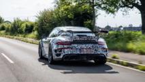 Porsche 911 Turbo S-based Techart GTstreet R revealed in camo
