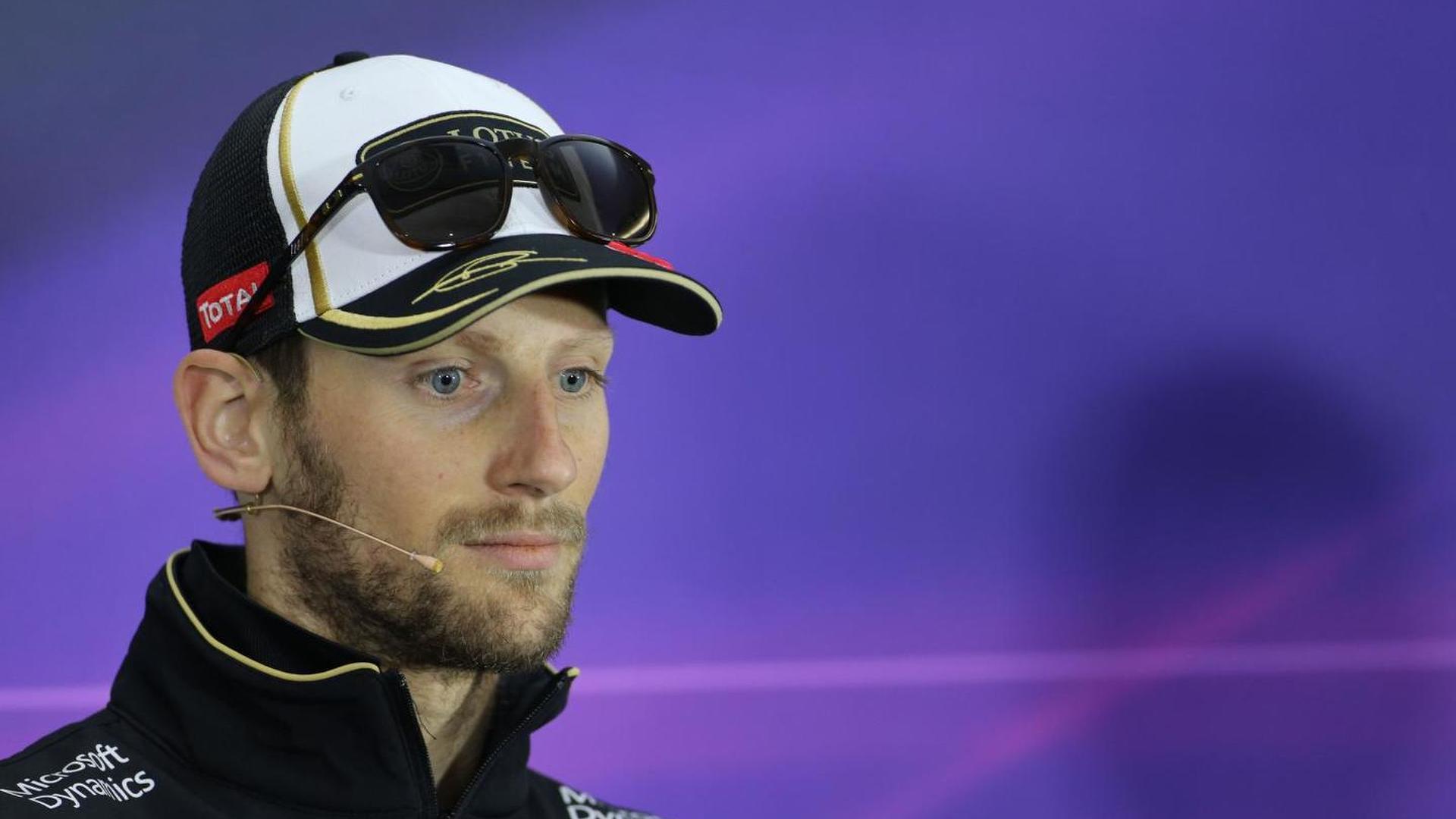 Palmer at Lotus to 'finance team budget' - Grosjean