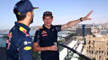 Ricciardo insists he's not scared of Verstappen