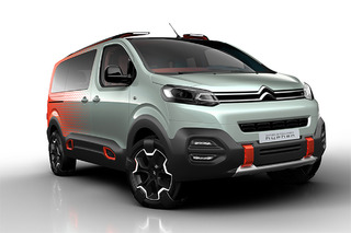 Forget Crossovers, Citroen Proves 4x4 Vans Are Where It's At With New Concept