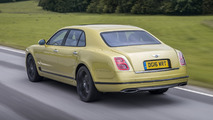 2017 Bentley Mulsanne Speed