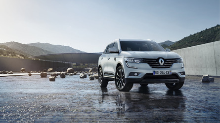 2016 Renault Koleos officially previewed