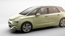Citroen Technospace concept debuts in Geneva, new C4 Picasso arrives next month