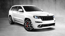 2013 Jeep Grand Cherokee SRT8 Alpine Edition launched in South Africa