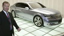 Lexus LF-Sh Concept Unveiled