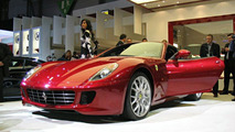 Ferrari 599 GTB at Geneva
