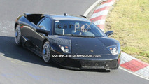 More Lamborghini Murcielago Replacement Mule Spy Photos on the 'Ring