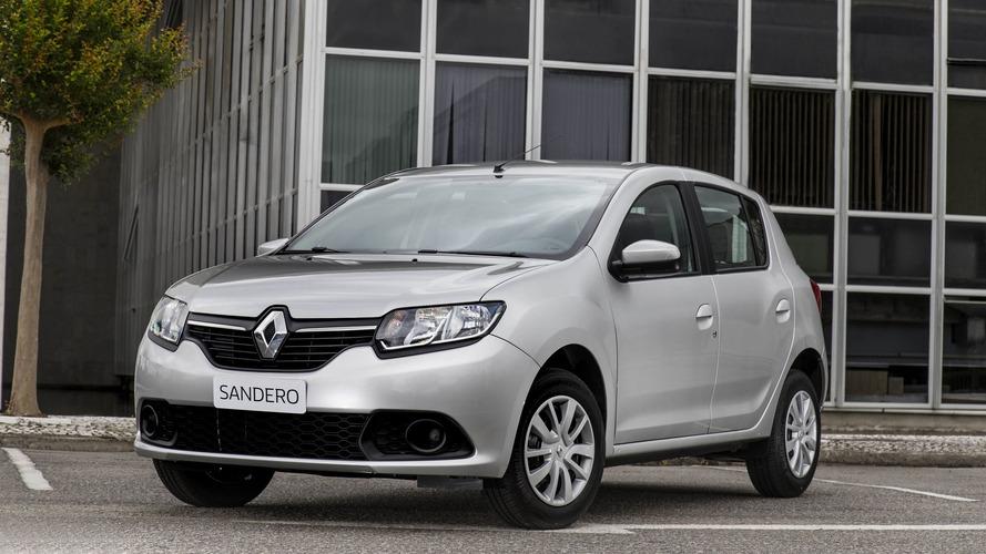 Renault faz recall de Sandero e Duster por problema no airbag