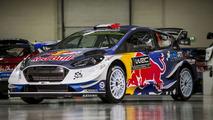 M-Sport présente la livrée 2017 de la Ford Fiesta de Sébastien Ogier