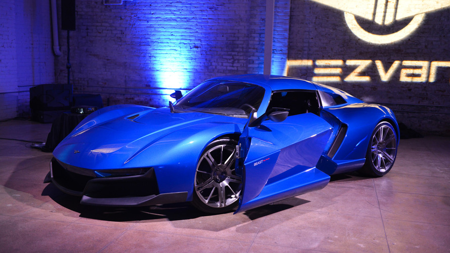 2017 Rezvani Beast Alpha has more luxuries, remains a fierce sports car