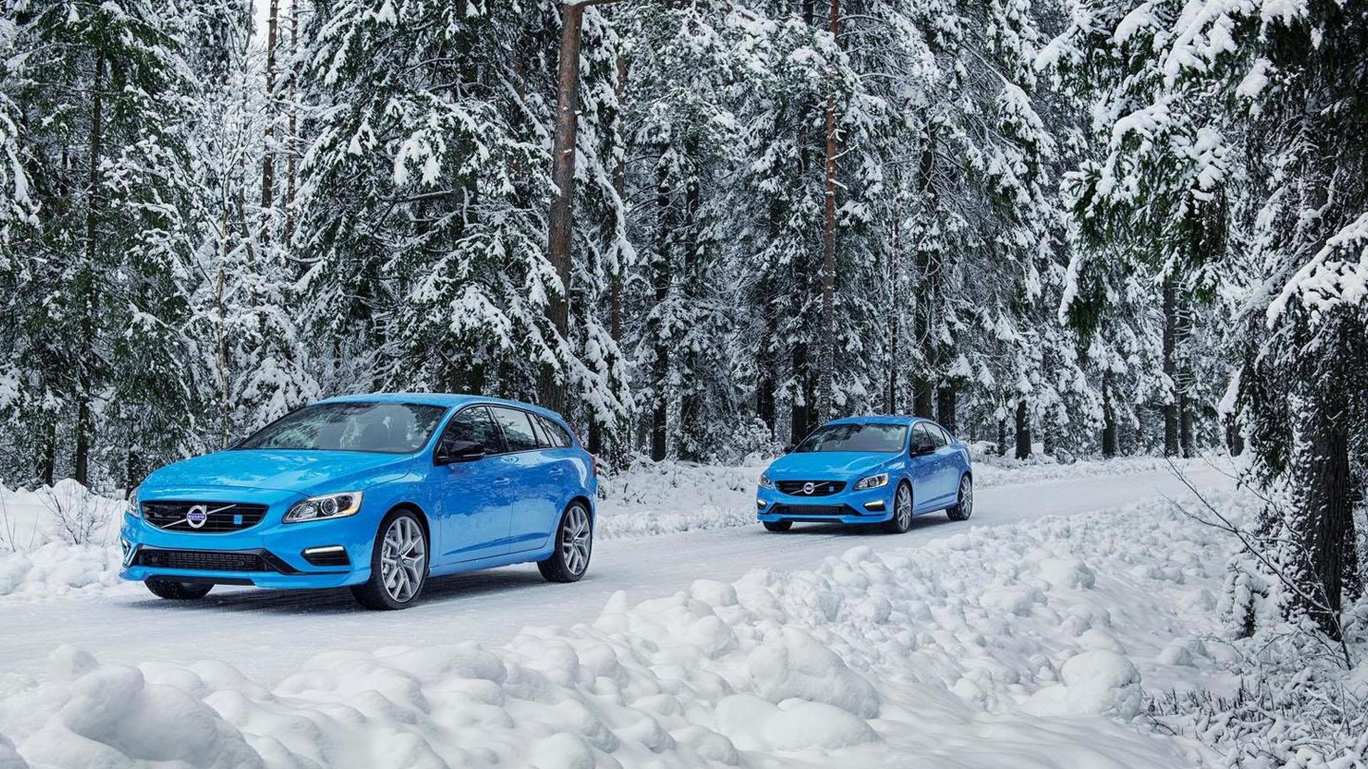 Volvo's Polestar could use 450-hp 4-cylinder engine