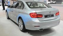 BMW 330e live in Frankfurt