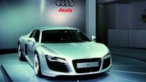 Audi R8 Ignition Sculpture: More Details
