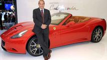 Ferrari California Unveiled at Paris Motor Show