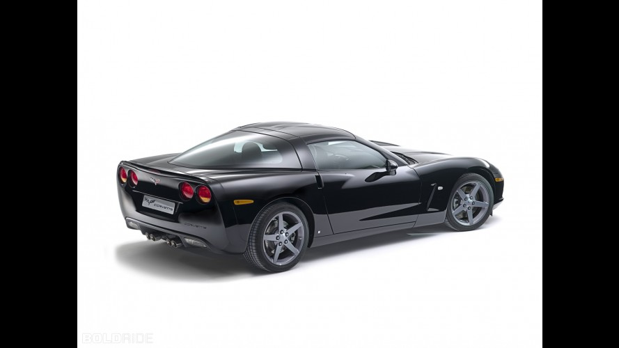 Chevrolet Corvette Victory Edition