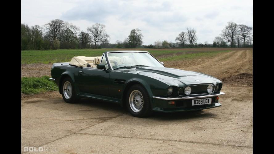 Aston Martin V8 Vantage Volante